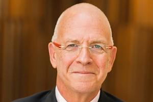 Headshot of Professor Amos Guiora.
