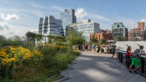Image of High Line elevated park